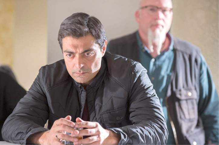 Khan in an indie American film on mental health called The Valley