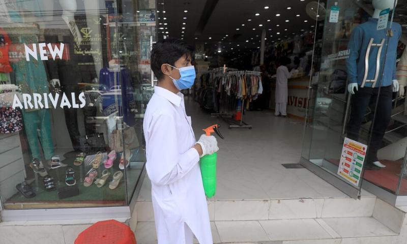 کورونا وبا: ملک میں 2 لاکھ 64 ہزار 593 کیسز میں سے 2 لاکھ 4 ہزار سے زائد صحتیاب