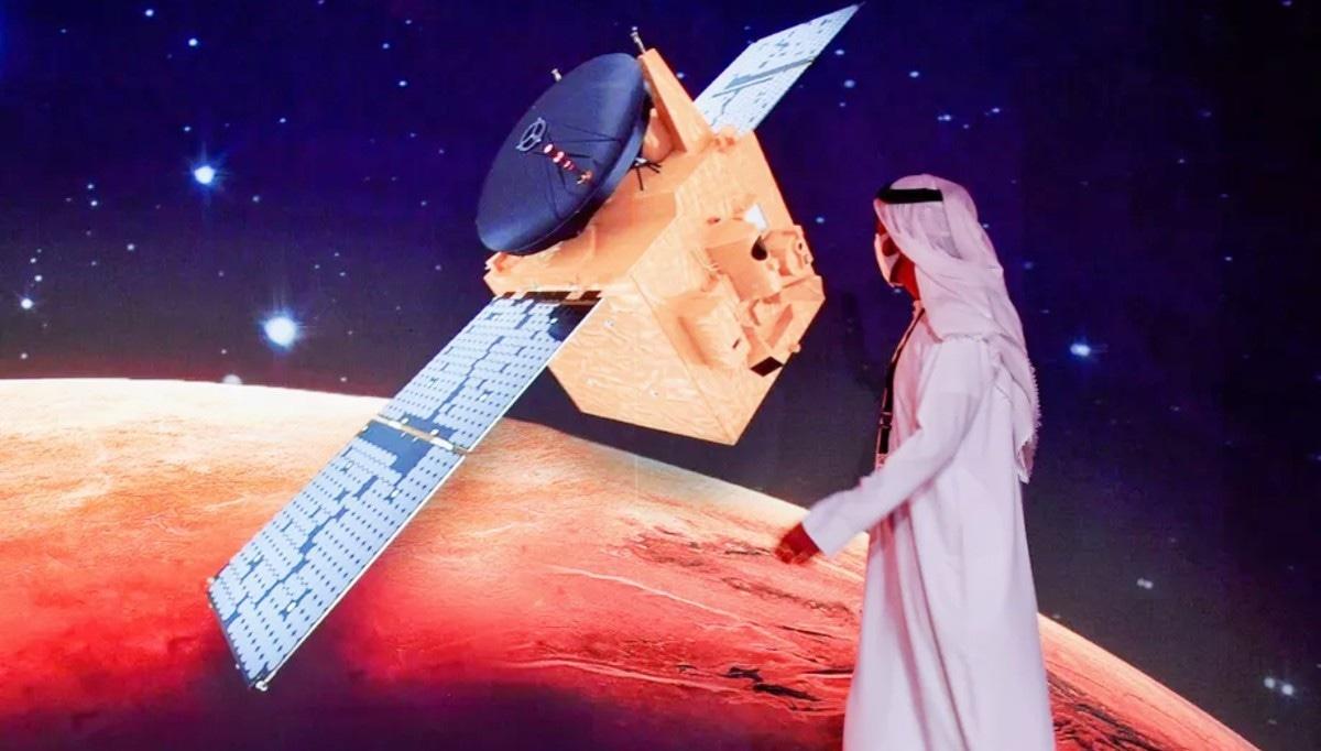یو اے ای نے تاریخ رقم کردی، عرب دنیا کا پہلا مشن مریخ پر روانہ