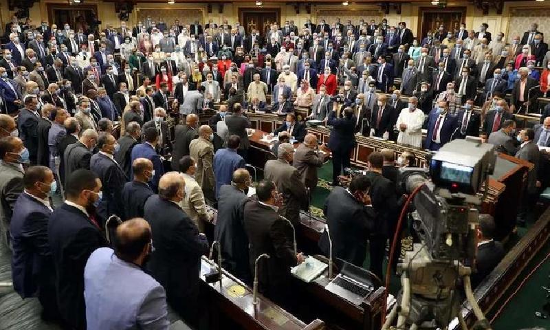 مصر کی پارلیمنٹ نے لیبیا میں ممکنہ فوجی مداخلت کی منظوری دے دی