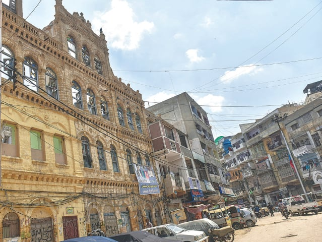 Culture dept asked to remove 55 'dangerous' buildings from heritage list for demolition