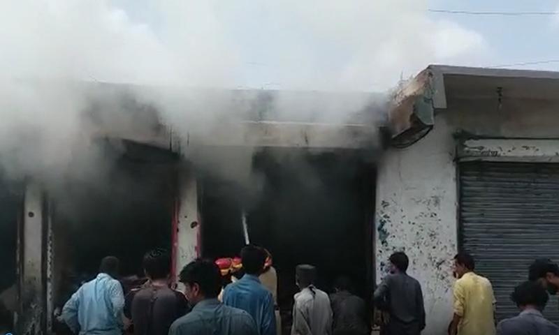 بلوچستان کے شہر تربت میں دھماکا، ایک شخص جاں بحق، 7 زخمی
