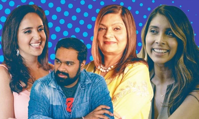 رشتے کرانے والی بھارتی آنٹی کے'انڈین میچ میکنگ' میں چرچے