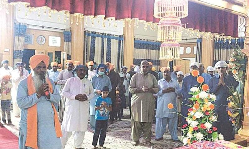 کوئٹہ: 73 سال بعد گوردوارہ بحال کرکے سکھ برادری کے حوالے کردیا گیا
