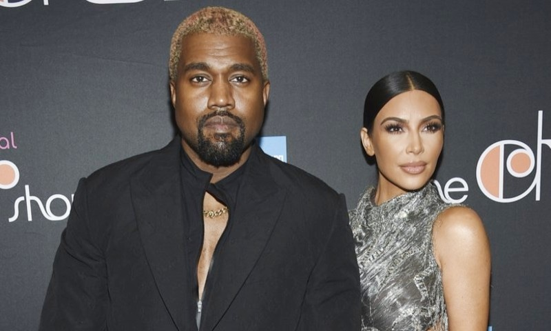 کم کارڈیشین نے کانیے ویسٹ کے طلاق کے بیان پر خاموشی توڑ دی