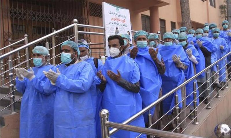 پاکستان میں ایک روز میں ریکارڈ تقریباً 17ہزار مریض صحتیاب، فعال کیسز 30 ہزار سے زائد
