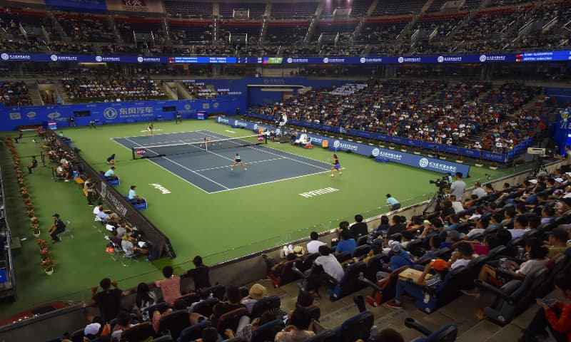 WTA, ATP tennis cancel all tournaments in China over coronavirus