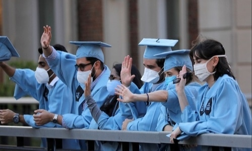 US now says no new foreign students for all-online classes - World ...