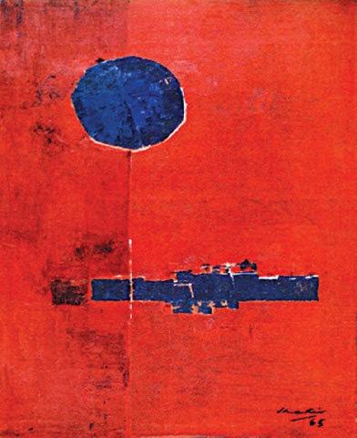 The Dark Moon (1965), Shakir Ali