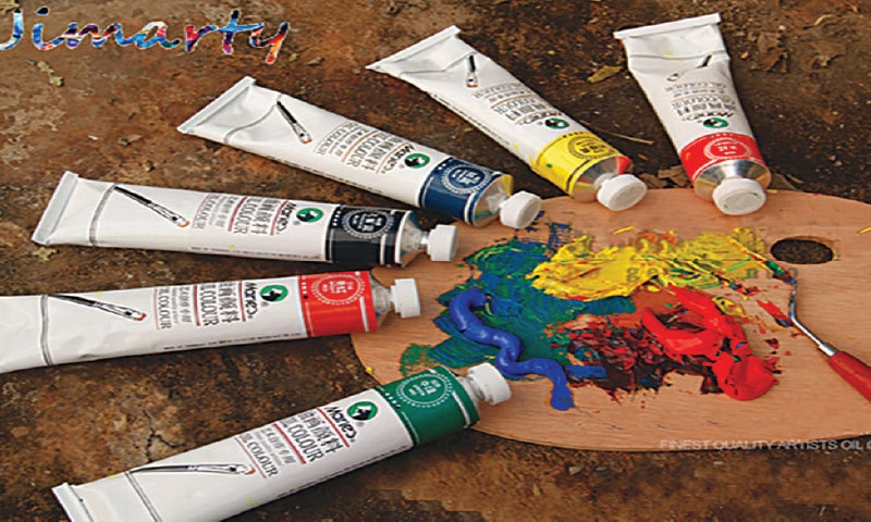 Professional all colours oil paints