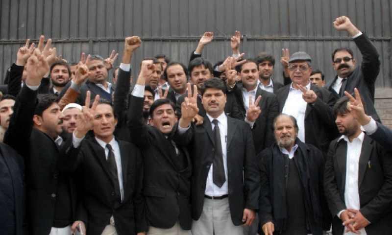 KP bar council moves SC to ensure judiciary's independence