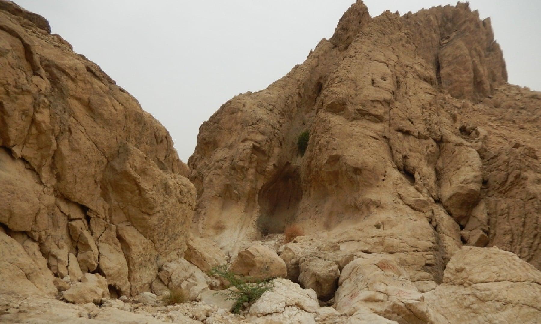 آبشار کی نشانیاں