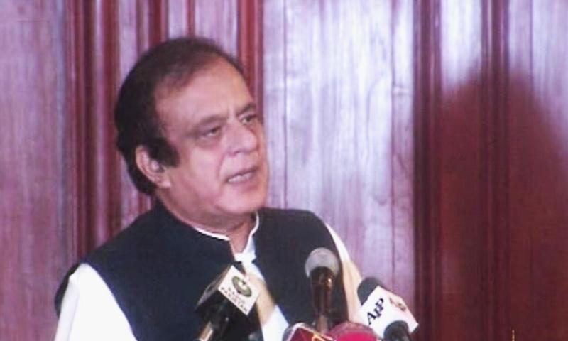 بھارت کو بے نقاب کرنے کیلئے 5 اگست کو ملک بھر میں پروگرام ہوں گے، شبلی فراز