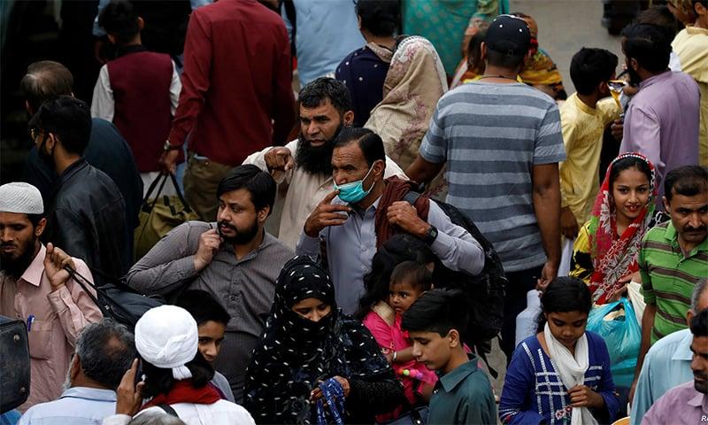 پاکستان میں کووڈ-19 کے حوالے سے غیر سنجیدہ رویے پر تشویش کا اظہار