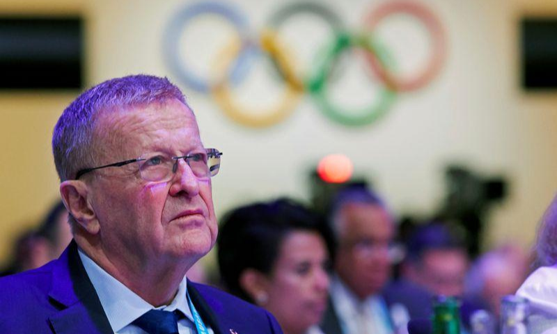The 70-year-old Aus­tralian concedes there is uncertainty because of the continuing spread of the virus but thinks it is vitally important that the Games go ahead. — Reuters/File