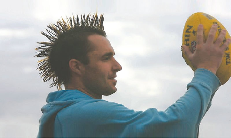 Someren and his dangerous spikes