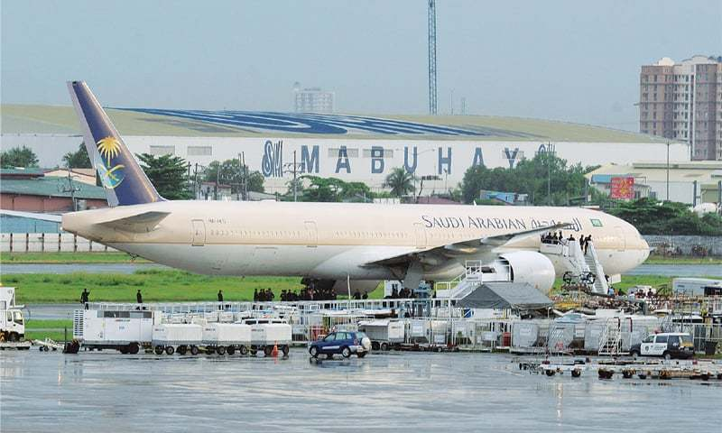 Kingdom's General Authority of Civil Aviation had sent a list of 41 Pakistanis for validation of their credentials. — AFP/File