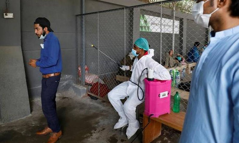 ملک میں کورونا سے اموات کی تعداد 5 ہزار 967 ہوگئی، 88 فیصد مریض صحتیاب