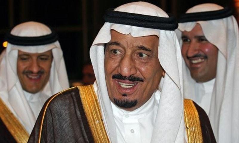 سعودی فرمانروا صحتیاب ہونے کے بعد ہسپتال سے رخصت