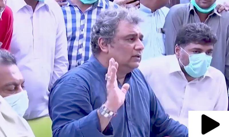 'ایسا نہیں ہوسکتا کہ کراچی کے لوگ ڈوبے جائیں اور وزیر اعظم خاموش رہیں'