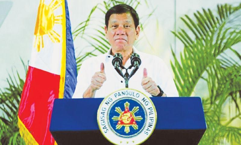 میں مذاق نہیں کر رہا، عوام میری بات سمجھنے کی کوشش کریں، فلپائنی صدر — فائل فوٹو / فلپائن ڈیلی انکوائرر