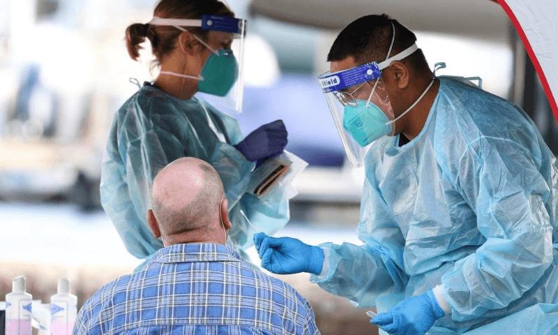 Australia reaches 25,000 coronavirus cases, officials urge more testing