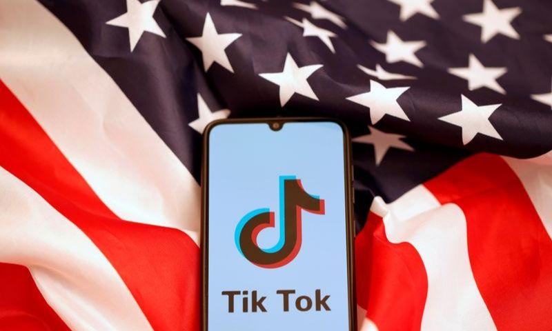 The move would be the culmination of US national security concerns over the safety of the personal data that TikTok handles. — Reuters/File