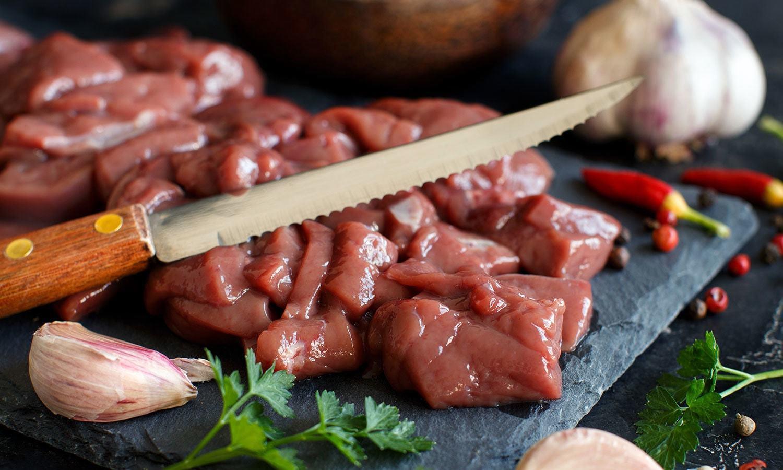 گوشت کے یہ حصے کچھ وٹامنز اور غذائی اجزا سے بھرپور ہوتے ہیں— شٹر اسٹاک فوٹو