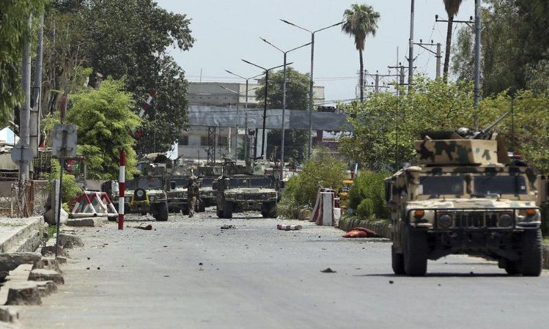 داعش نے حملے کی ذمہ داری قبول کرلی—فائل فوٹو: اے پی
