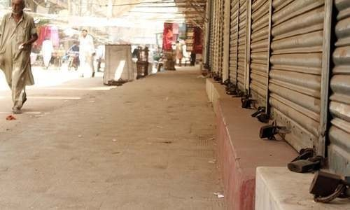 Traders said they would open the markets after the third day of Eidul Azha. — PPI/File