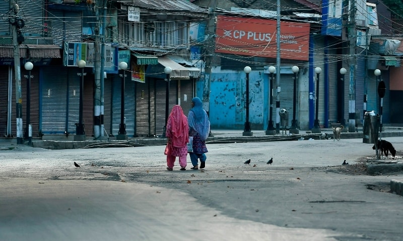 One year of India's clampdown in occupied Kashmir — here's everything you need to know