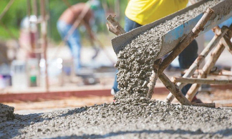 AN increase in cement despatches last month gave a much-needed boost to the industry after a disappointing FY20.