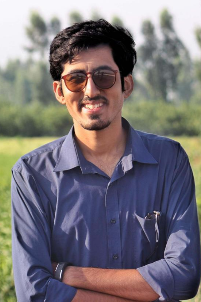 Usama Zahid, Volunteer Rizq Foundation
