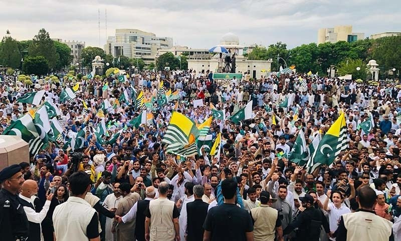 PM Imran to address special session of AJK legislative assembly; AJK premier to lead rally. — PTI/File