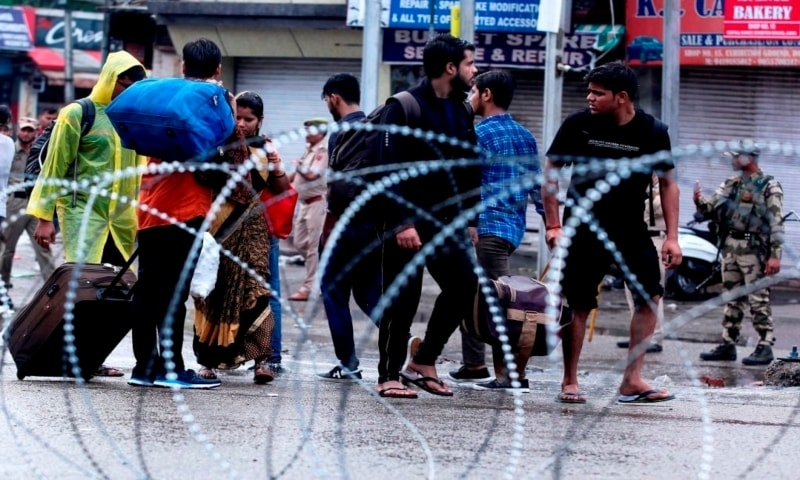 Residency law in India-held Kashmir amplifies demographic fears