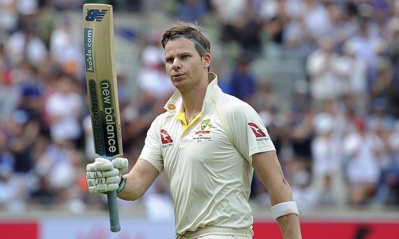 Australia's Steven Smith returns to the pavilion after being dismissed during day four of the first Ashes Test cricket match between England and Australia at Edgbaston in Birmingham, England on August 4, 2019. — AP/File