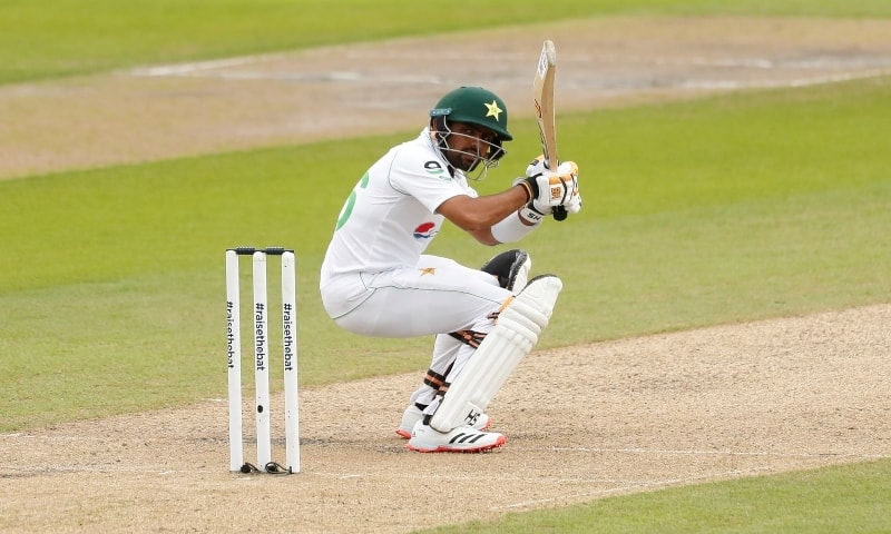 Pakistan take control of England on third afternoon of first Test