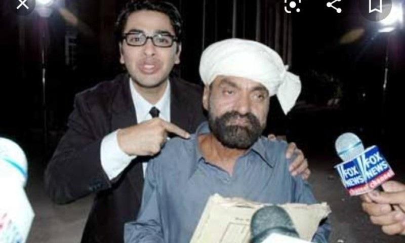 واسو خان نے شہزاد رائے کا شکریہ بھی ادا کیا—فائل فوٹو: ٹوئٹر