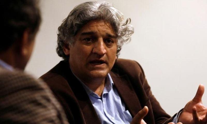 صحافی مطیع اللہ جان - فائل فوٹو: رائٹرز