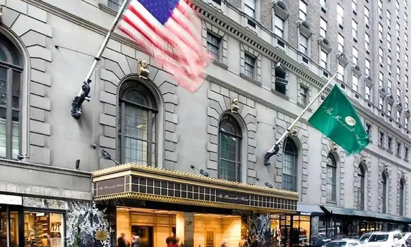 روزویلیٹ ہوٹل کی نجکاری کیلئے مالیاتی مشیر کی تعیناتی کا عمل جاری