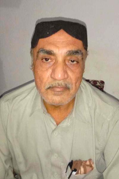 Abdul Razzak, community rep and volunteer
