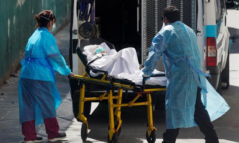 The victim belonged to Battagram district. — Reuters/File