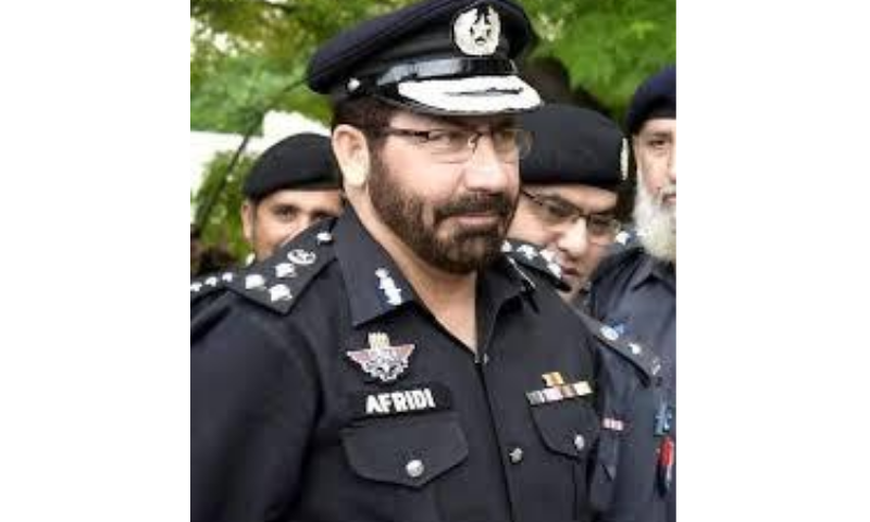 The police department asked  Afridi on Friday evening to report to the central police office. — Online