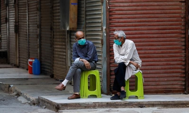 The 'missing middle' of social protection in Pakistan is largely composed of people engaged in the informal sector who are vulnerable to shocks due to limited savings and assets. — Reuters/File