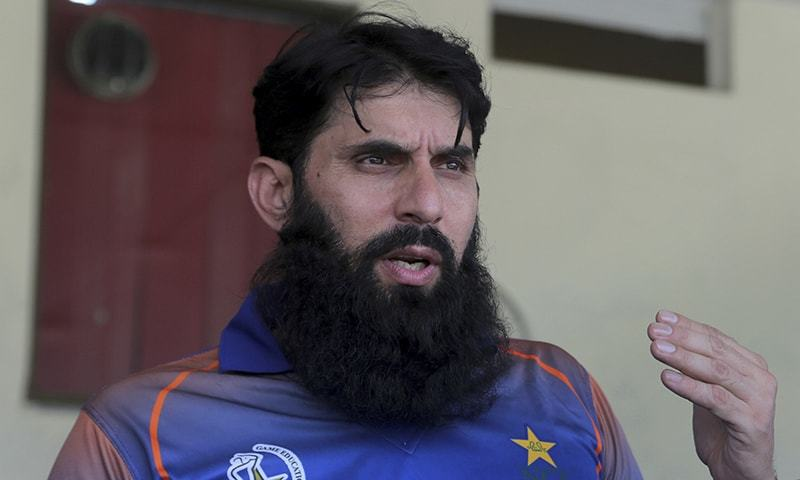 Misbahul Haq said Pakistan controlled most of the sessions until the last one. — AP/File