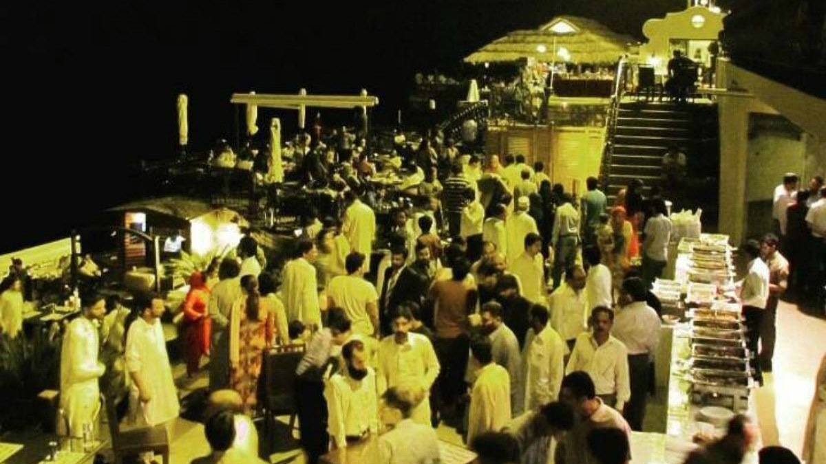Monal in Islamabad, pre covid-19