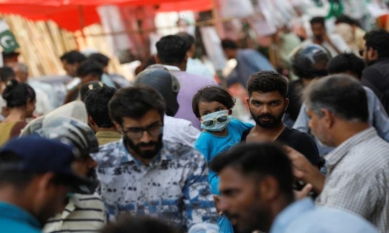 کورونا وبا: پاکستان میں صورتحال بہتری کی جانب گامزن، 91 فیصد مریض صحتیاب