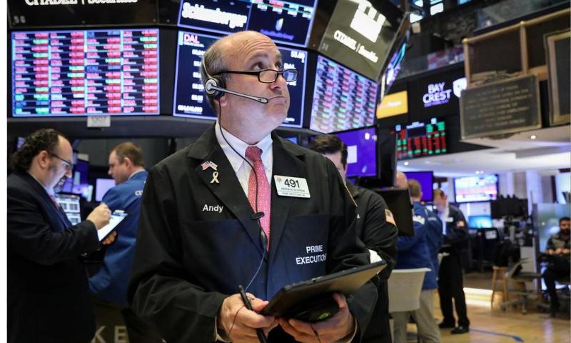 Global stocks little changed