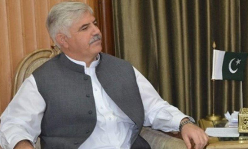 He said that expressway would be a project of the provincial government apart from the proposed Chakdara-Chitral road under CPEC project. — APP/File