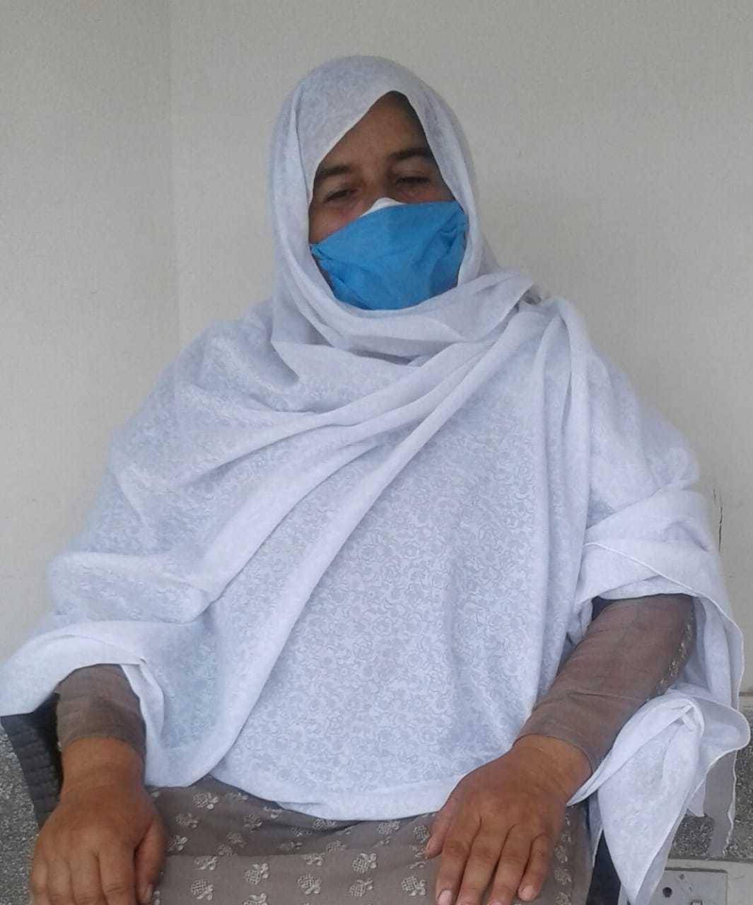 Saima Shafi, Volunteer and social mobiliser